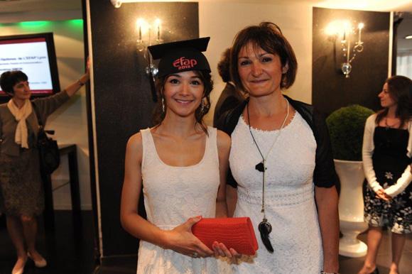 5. Marie Didier et sa mère Valérie