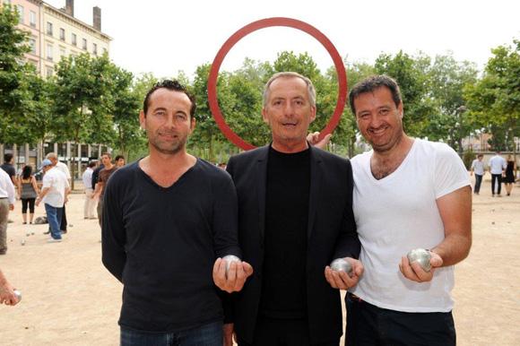 5. Fabrice Mirabel, Gérard Mérieux et Olivier Grégoire