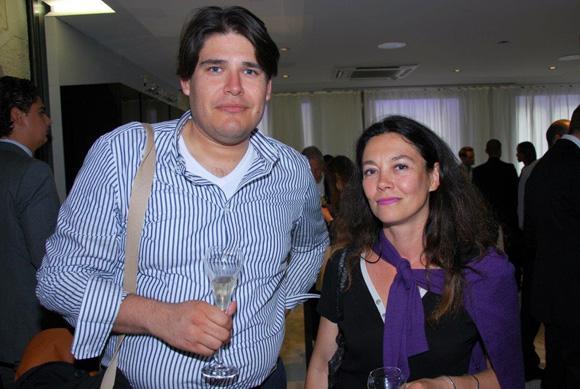 6. Hubert Pedro et Agnès Broquet