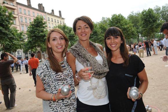 6. Fanny Roux, Joana Garbit et Anne-Laure Grasso