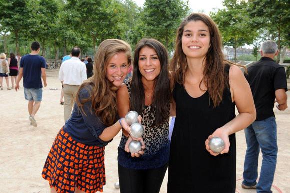 7. Elodie Jeannerot, Claire Grasso et Margot Rochet