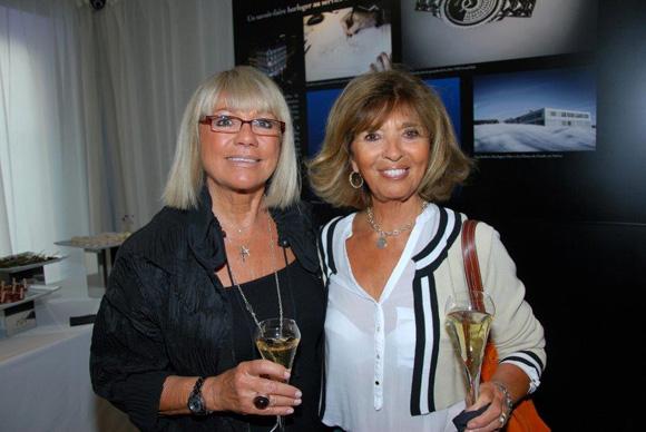 8. Hélène Lacaton et Annette Barnault