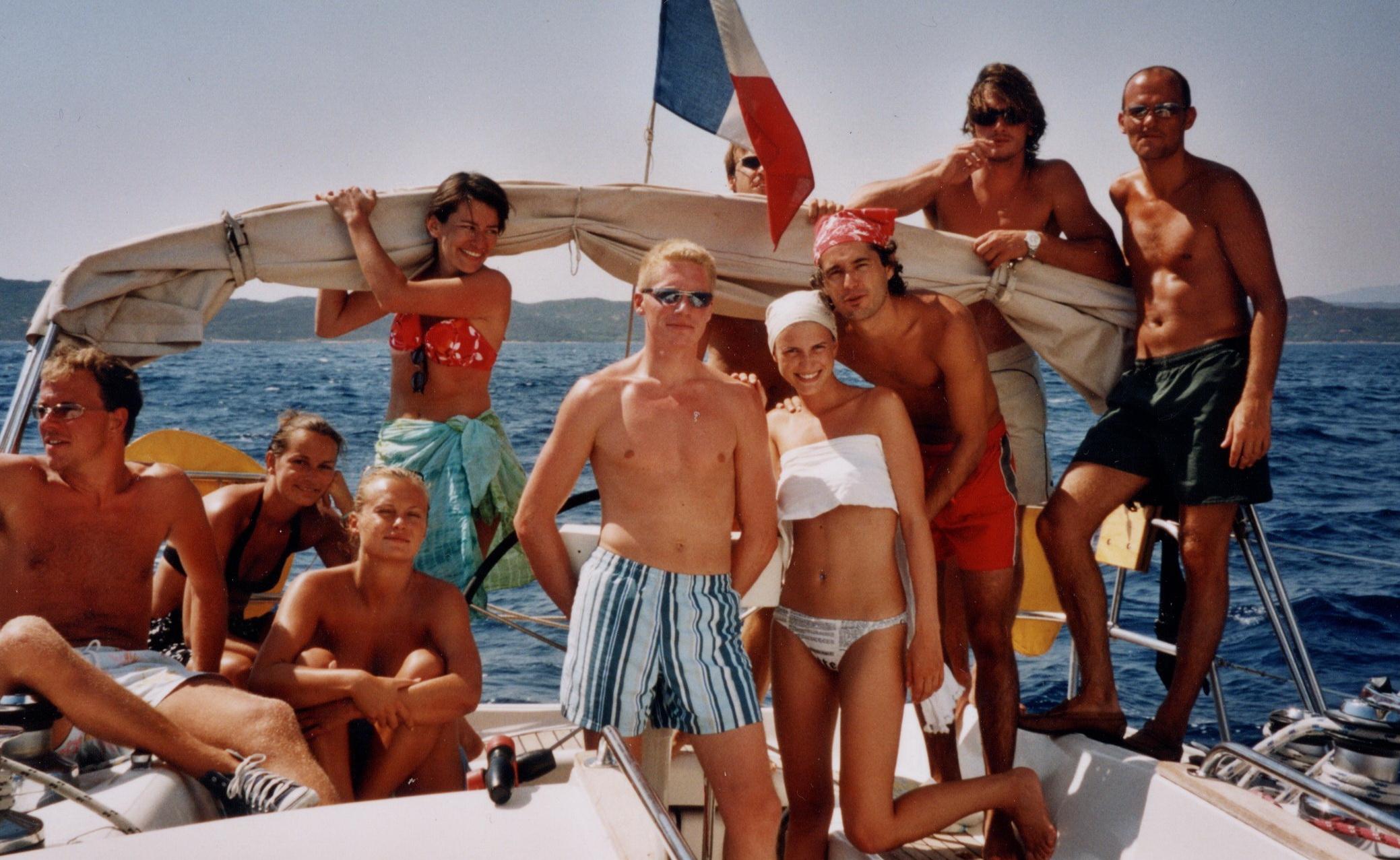 Flash-back sur vos vacances 2003. Dix ans déjà !