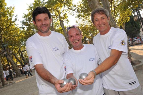 11. Christophe, Louis et Claude