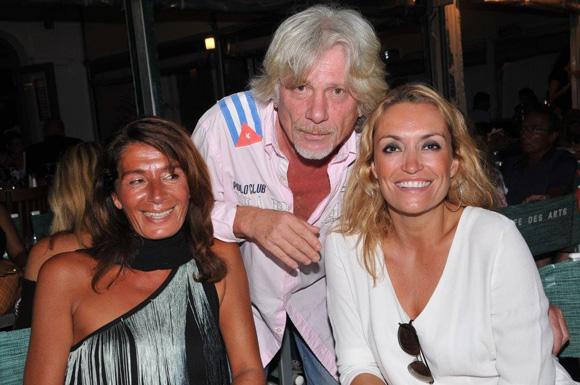 29. Sally Blanc, Guitou et Christelle Barbet