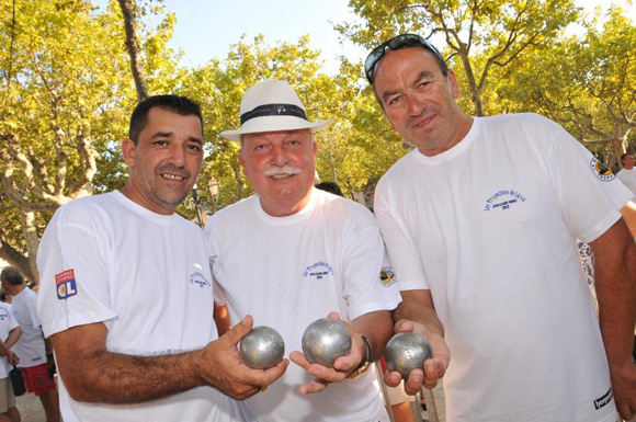 4. Jean-Philippe Cansani, Jean-Paul Carillon et Éric Bandine