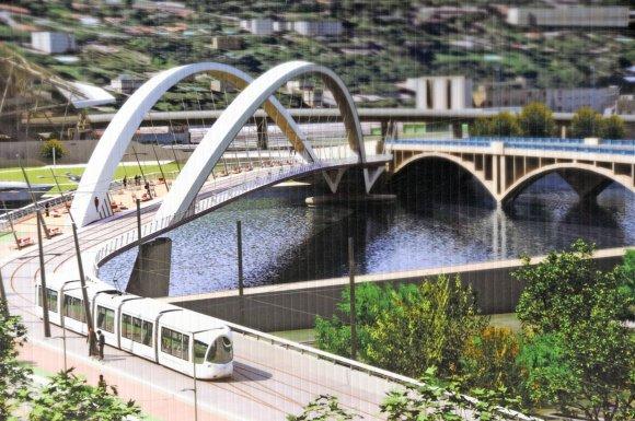 La pose du pont Raymond Barre aura lieu le 2 septembre
