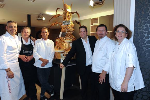 Bernollin Cuisines. Inauguration du nouvel show-room d'Anse