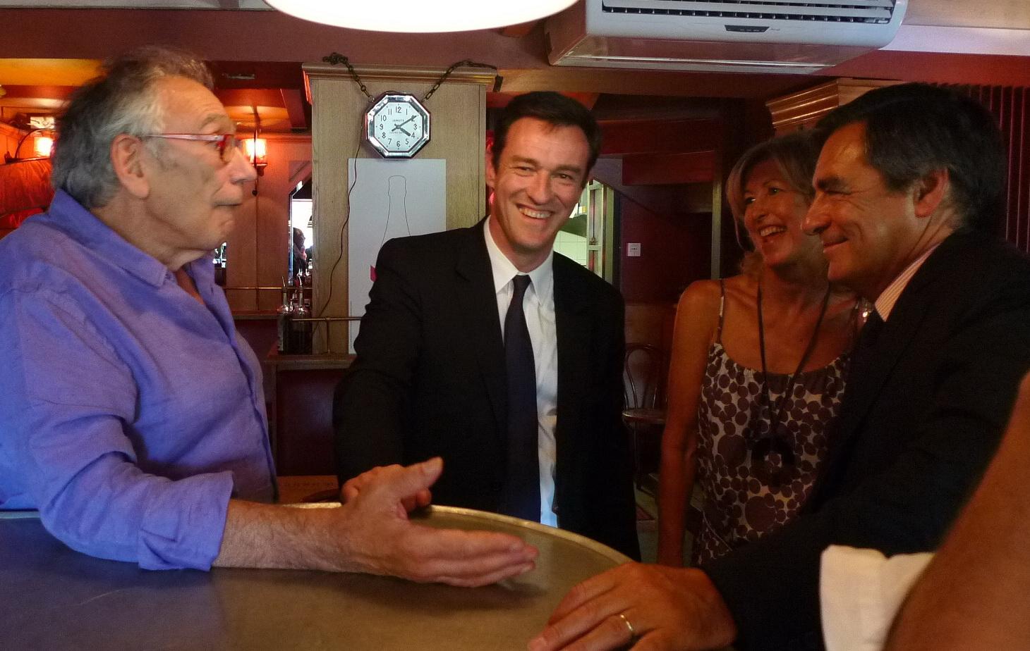 En direct. La visite de François Fillon pour soutenir Michel Havard