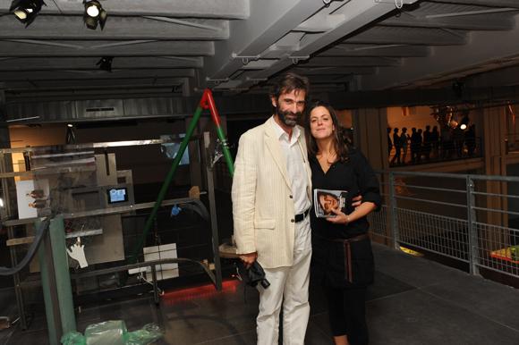 Biennale d art contemporain visite priv e avec le groupe for Regis martin architecte