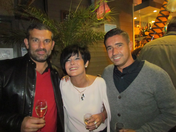 29. Stephane (MDA foot), Barbara et Franck