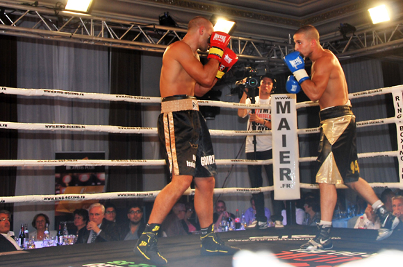 38. Laurent Goury VS Faycal Karkour