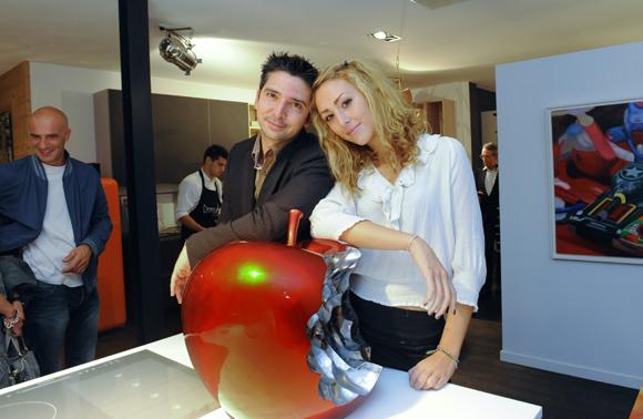 Bernollin Cuisines Inauguration Du Nouvel Showroom DAnse - Cuisine bernollin