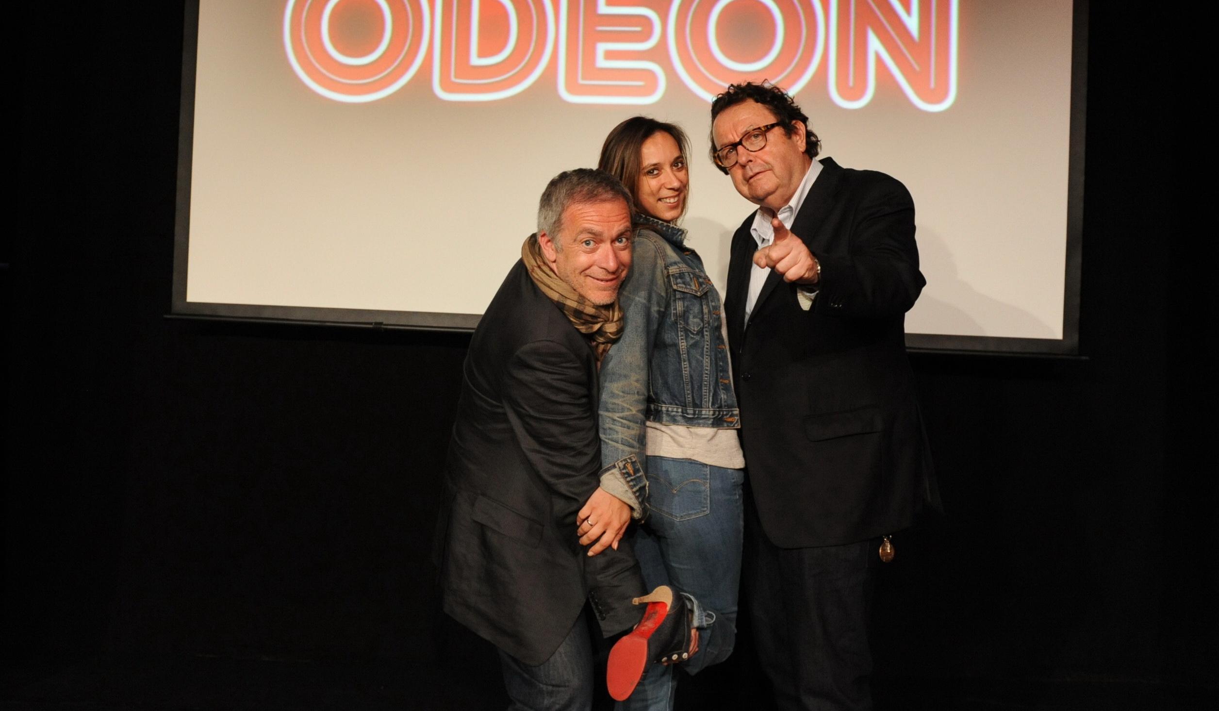 Comédie Odéon. Le business act de Philippe Vorburger