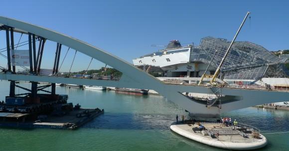 Pont Raymond barre 1