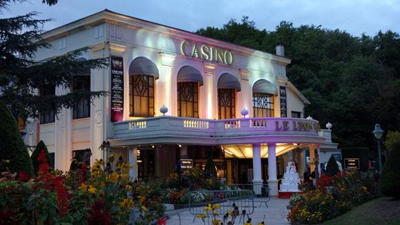 Casino Lyon Vert. Inauguration des nouveaux espaces de jeux