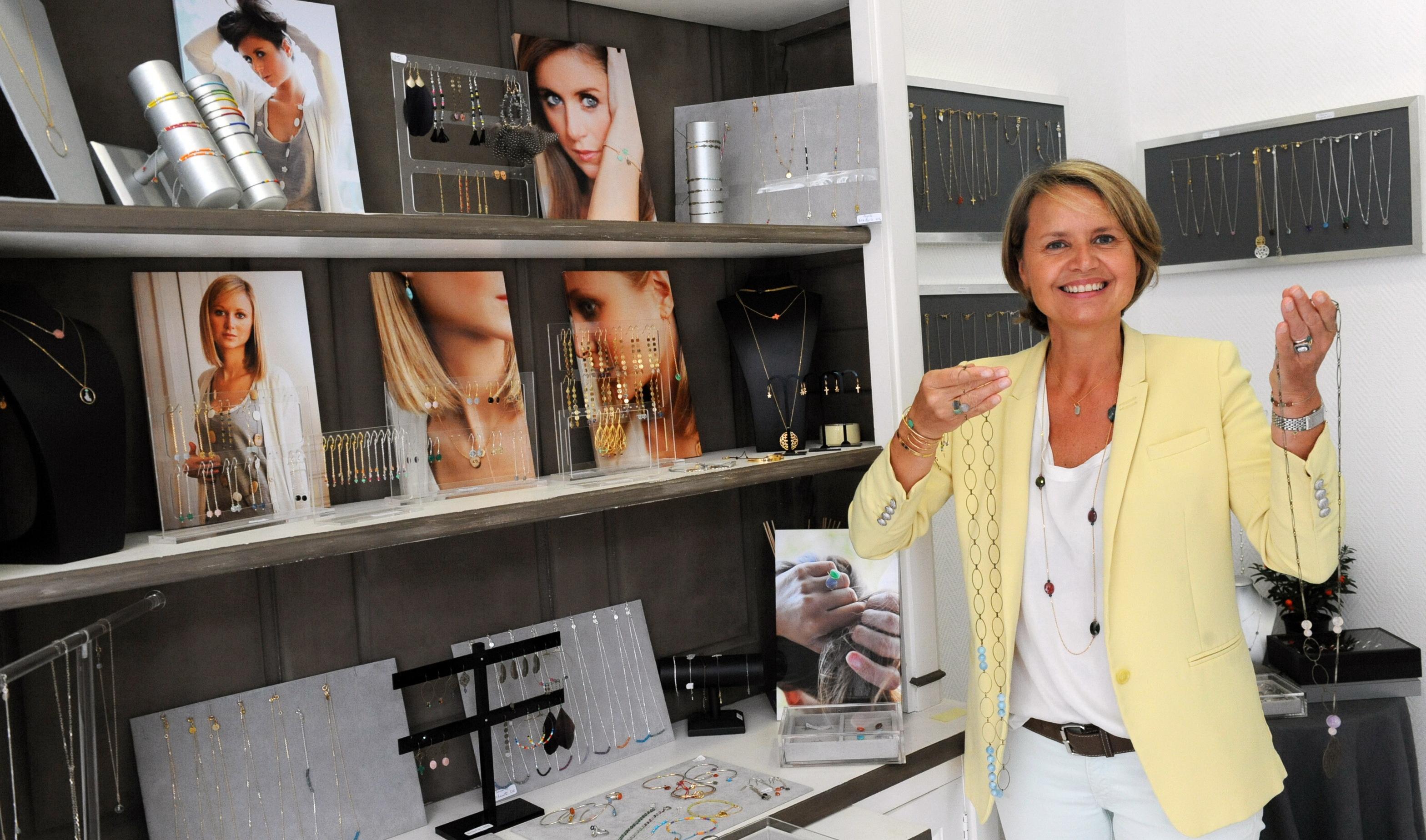 Sophie Deschamps. Une créatrice passionnée