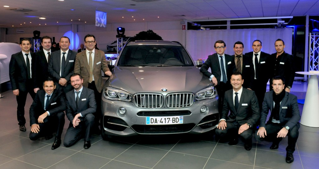x drive show chez gauduel lancement de la nouvelle bmw x5. Black Bedroom Furniture Sets. Home Design Ideas