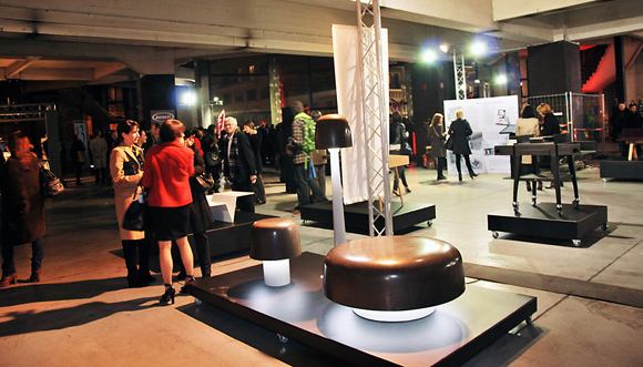 Espace new deal inauguration du design tour - Garage citroen rue de marseille lyon ...