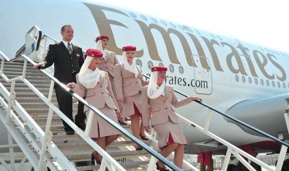 La ligne Lyon-Dubaï d'Emirates souffle sa première bougie