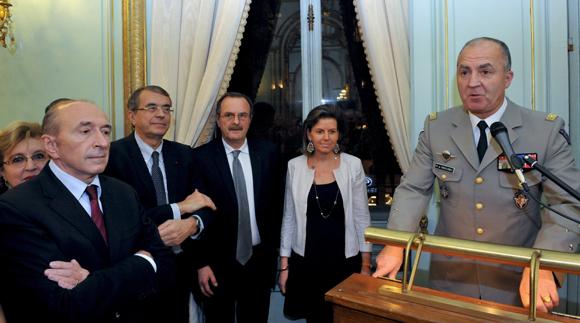 Les vœux très politiquement corrects du Gouverneur militaire de Lyon