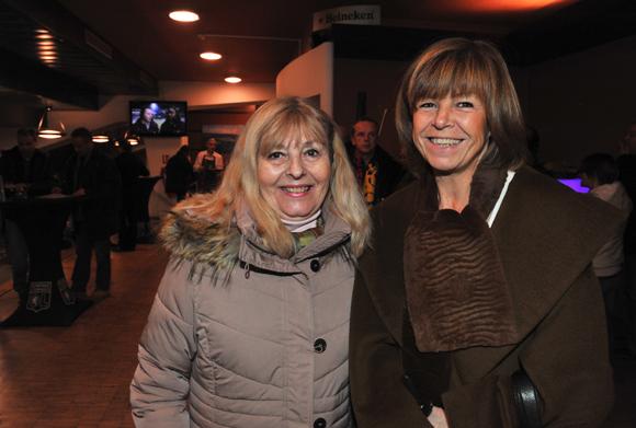 11. Gisèle Barret et Marie-Christine Matagrin