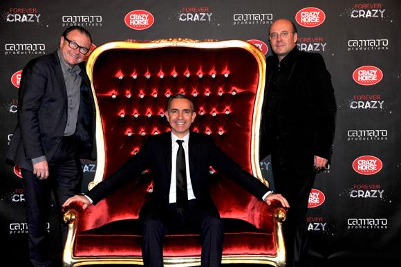 1. Jacques Chalvin (Double Mixte), Jérôme Carrillon (Ca.ma.ro) et Serge Luc (Revadéo Concept)