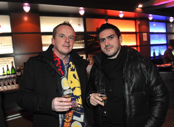 1. Thierry Bourges et Alain Valentino (Gymnova)