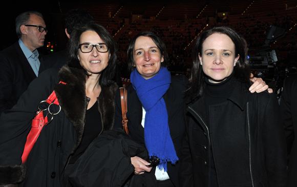 12. Laurence Nicolas (Plus2Sens), Cécile Menu et Barbara Coste-Albert (EDF)
