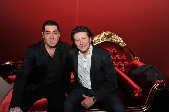 12. Daniel Garcia (Pasta Bella) et Patrick Favre (Gecitech)