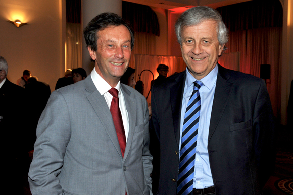 1. Pierre James et Olivier Motte (Turenne Capital)