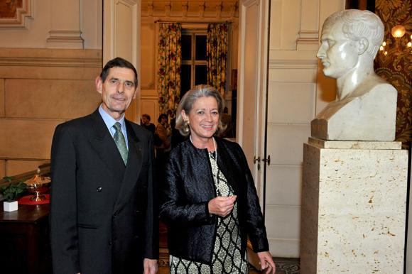 14. Le général Philippe Desrousseaux et son épouse Caroline