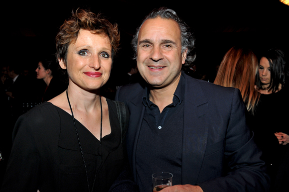 14. Philippe Liucci (Ivanhoé) et son épouse Caroline (Eurexia)