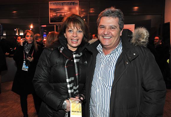 14. Frédéric Guerra et son épouse Patricia (FGPA)