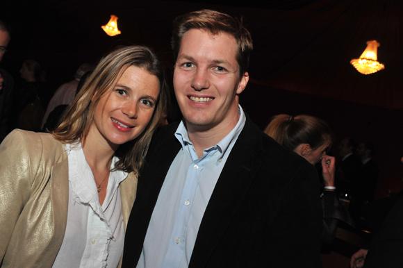 15. Alexandre Jeannerod (Eurosono) et son épouse Maud