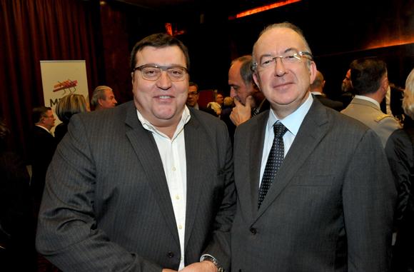 15. Bruno Vernay et Michel Le Ray (Le Progrès)