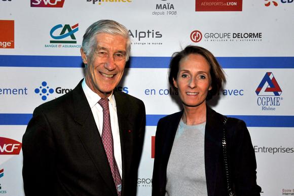 1. Joël de Rosnay et Fabienne Billat (RP-Networking)