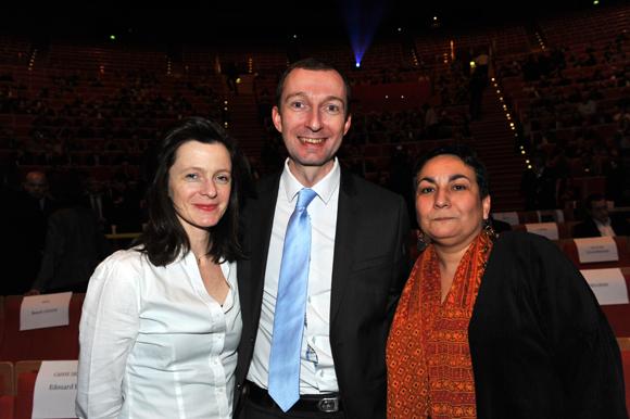 16. Emilie Bonnivard, Edouard Bonnin et Nadia Bouazza (Caisse des Dépôts)