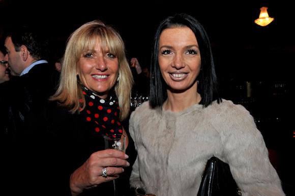 16. Corinne Adelhanoff (Adel) et Karine Fontaine (Sotheby's Realty)