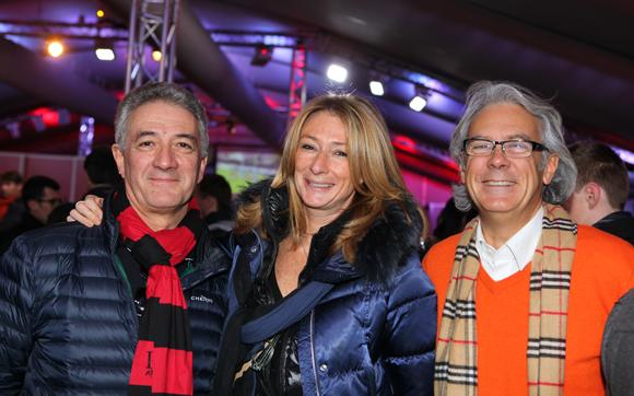 Les tribunes de lou carcassonne 2014 sera une cuv e top 14 - Chambre des notaires lyon ...