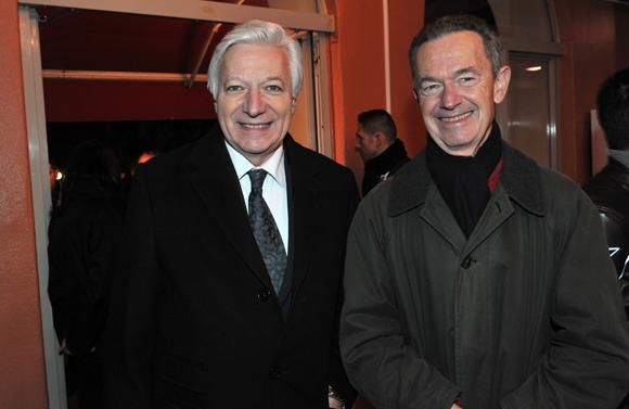 16. Marc Fraysse (Cofely GDF Suez) et l'ancien député Christian Philip