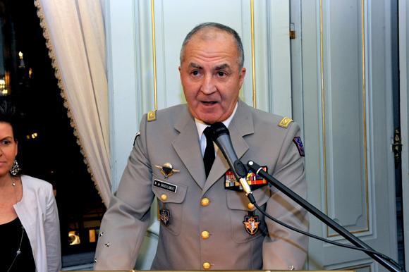 17. Le général Martial de Braquilanges, gouverneur militaire de Lyon