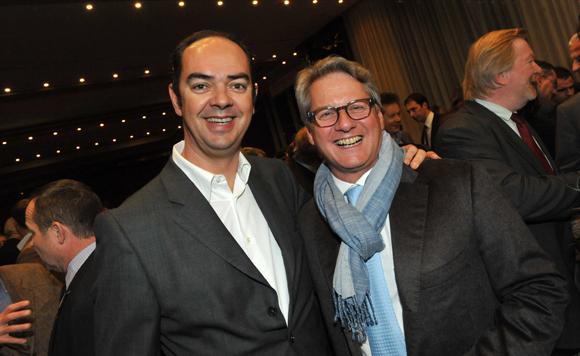18. Benoît Licour (Maïa) et Pierre Doucet (JFK Média)