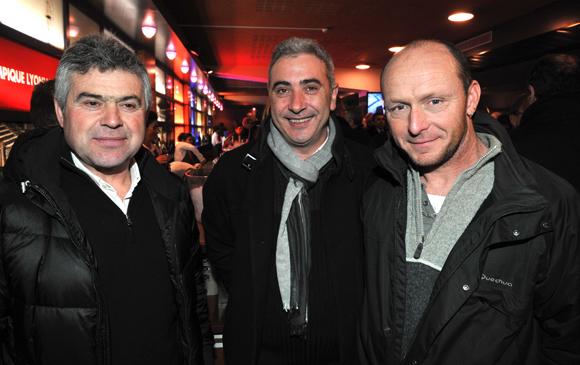 19. José Carvalho (Fontanel), Manu Barros (Adequat) et Fred Ville (Courteix)