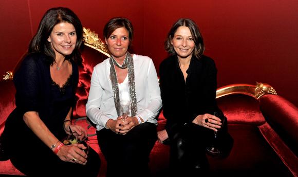 20. Delphine Demichel (Profil), Gwendoline (Desgaultieres) et Patricia Chavent