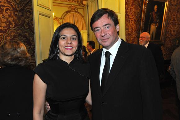 2. Astanah et Maître Pascal Couturier, secrétaire général du Corps consulaire