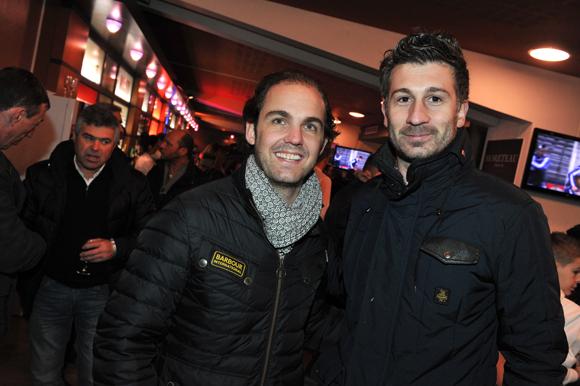 21. Romain Coponat (Coponat Sa) et Matthias Barsumian (Nagabbo)