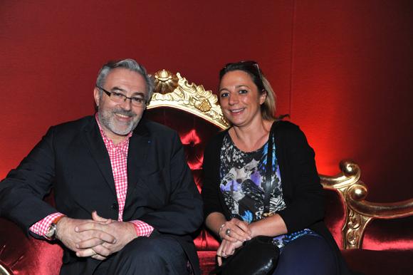 2. Erick Roux de Bézieux (Syntagme) et Marion Chereul (HCL)