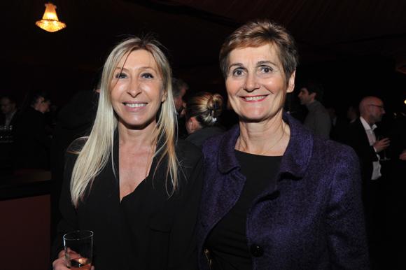 24. Martine Bal (Spas des Alpes) et Marielle Alcaix