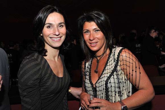 25. Suzanne Givet et Delphine Lalliard (La Blonde & la Brune)